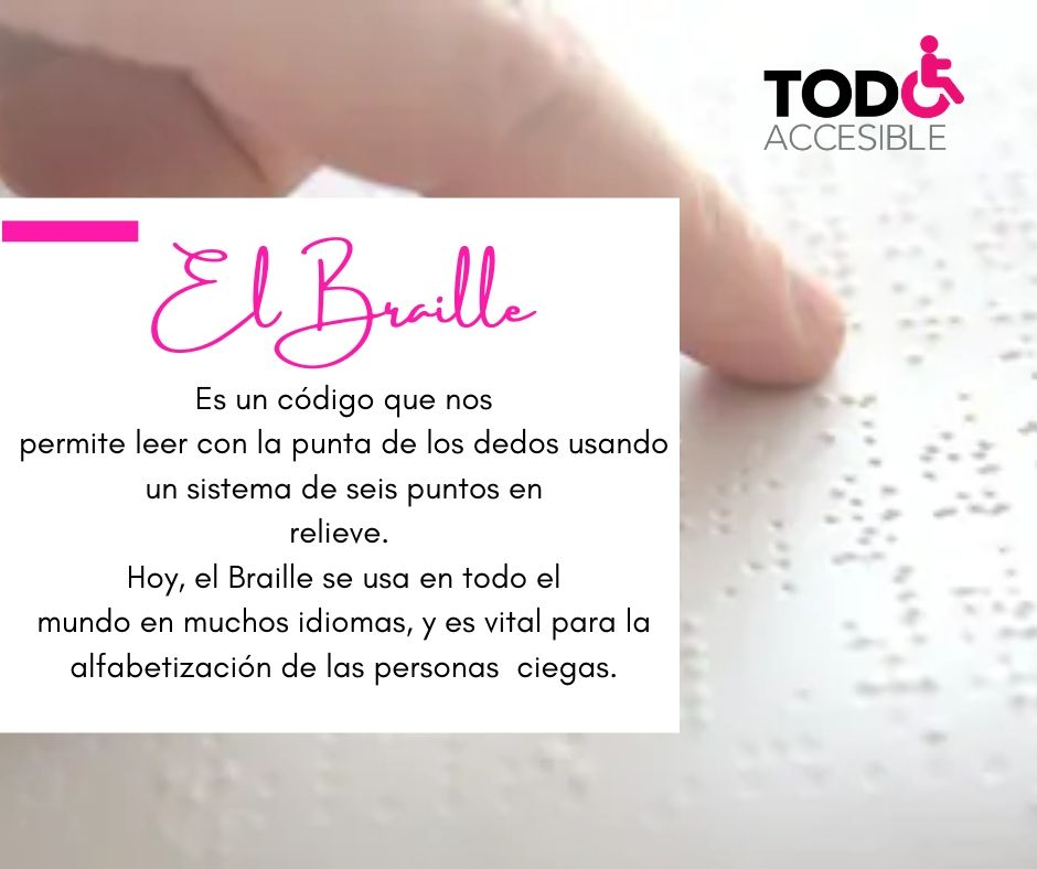 Historia de Louis Braille