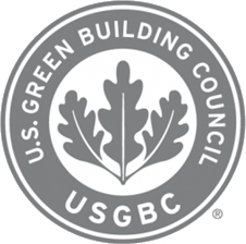Logo del United State Green Building Council.
